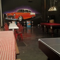 Scotties Garage Bar & Diner