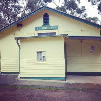 Badger Creek Hall