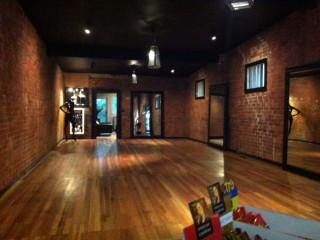 The dance floor and main hall.