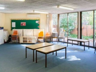 Garden Meeting Room