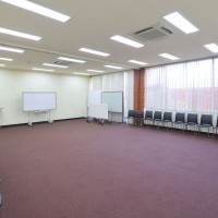Richmond Library Meeting Room